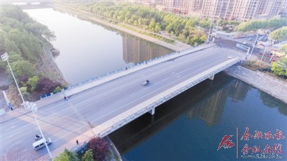合肥南淝河上的26座桥